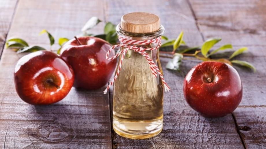 Яблочный уксус - средство от варикоза ног